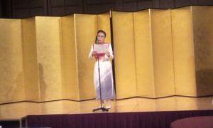 川田公子さん舞台活動40周年記念パーティー