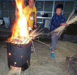 藁焼き鰹のたたき
